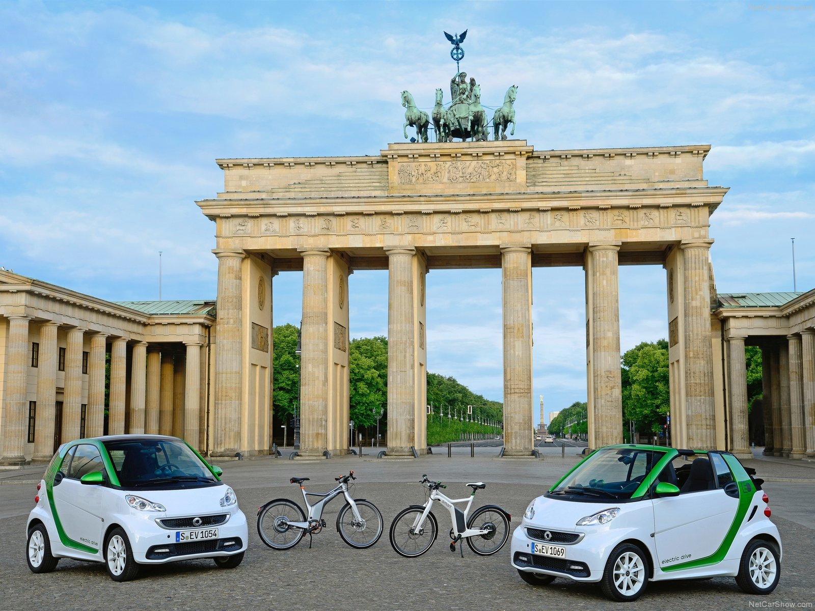 , Smart ForTwo Electric Drive